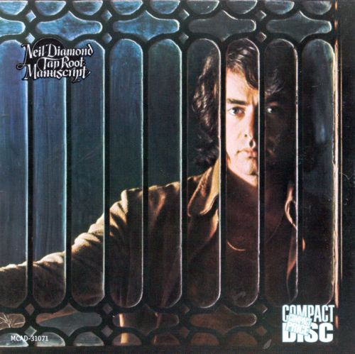 Album Diamond: Tap Root Manuscript - Neil Diamond