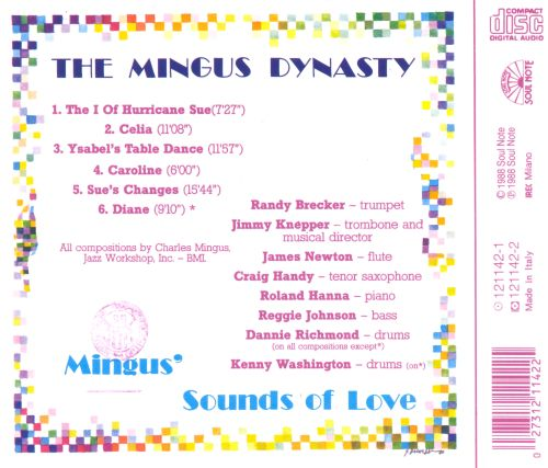 Mingus' Sounds of Love