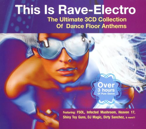 This Is Rave-Electro