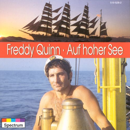 freddy auf hoher see freddy quinn songs reviews. Black Bedroom Furniture Sets. Home Design Ideas