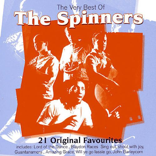 Very Best of the Spinners [Disky]