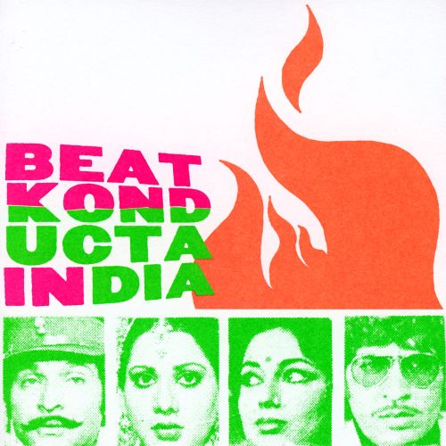 Beat Konducta, Vol. 3-4: India