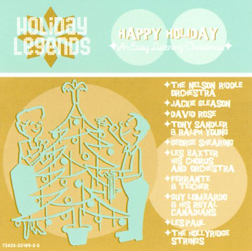 Holiday Legends: Happy Holiday
