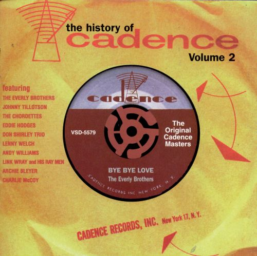 History of Cadence Records, Vol. 2