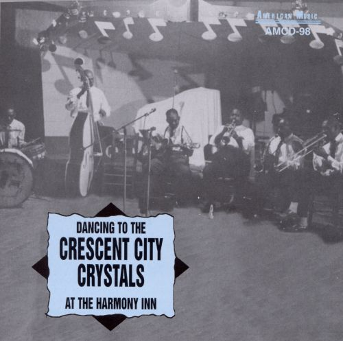 Dancing to John Henry McNeil's Crescent City Crystals
