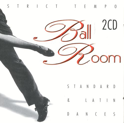 Strict Tempo Ballroom: Standard & Latin Dances