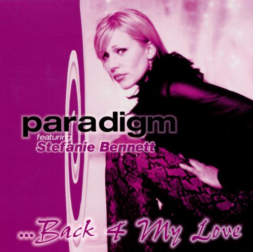 Back 4 Love [CD/Vinyl Single]
