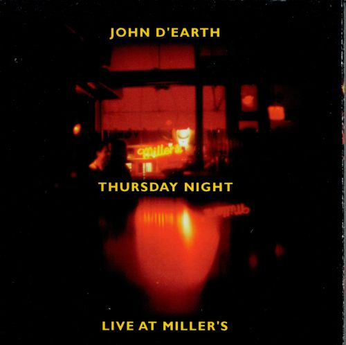 Thursday Night Live at Millers