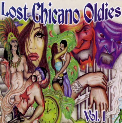 Lost Chicano Oldies, Vol. 1