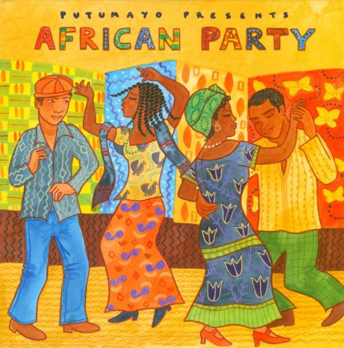 putumayo presents  african party