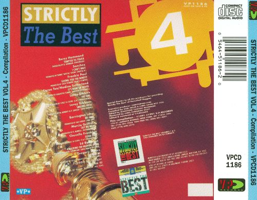 Strictly the Best, Vol. 4