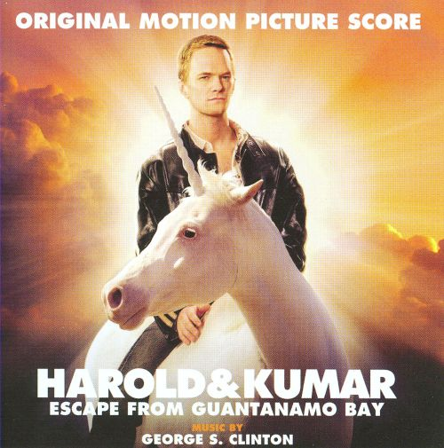 Harold and Kumar Escape from Guantanamo Bay [Original Motion Picture Score]