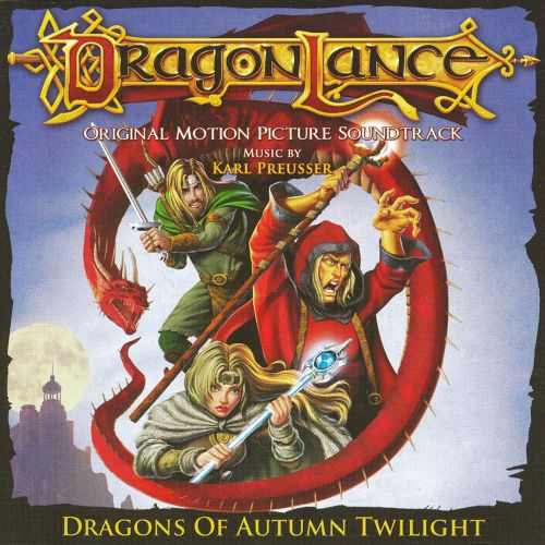 Dragonlance: Dragons of Autumn Twilight [Original Motion Picture Soundtrack]