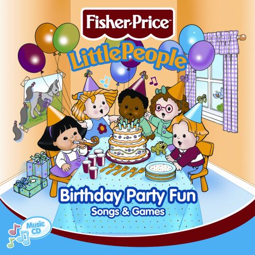 Little People: Birthday Party Fun - Fisher-Price