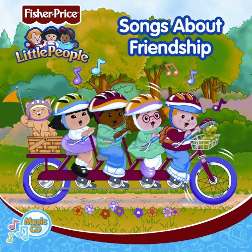 Little People: Songs About Friendship