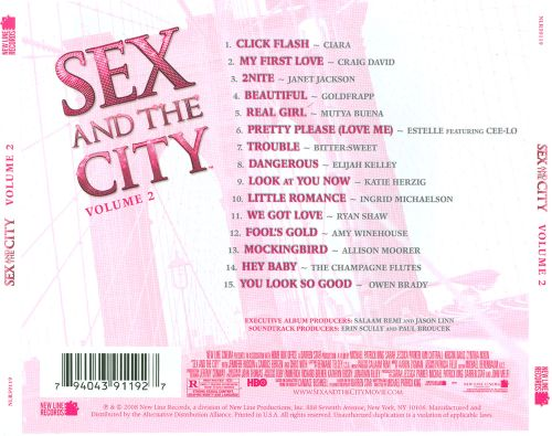 Sex and the City, Vol. 2