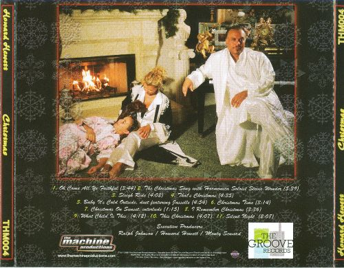 Howard Hewett Christmas