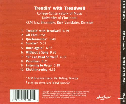 Treadin' with Treadwell