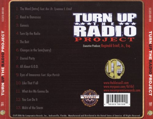 Turn Up the Radio Project