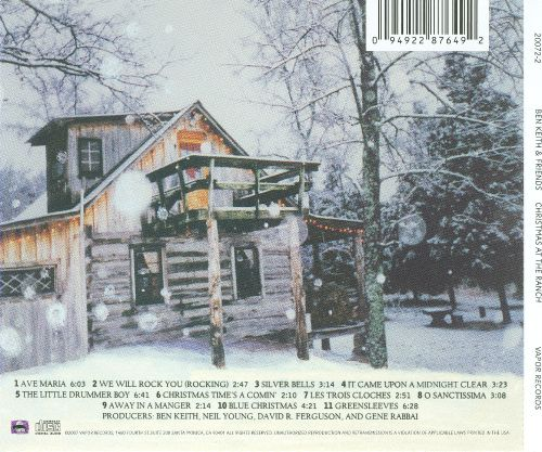 Ben Keith Seven Gates: A Christmas Album