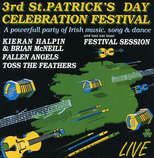 Third St Patrick's Day Celebration Festival