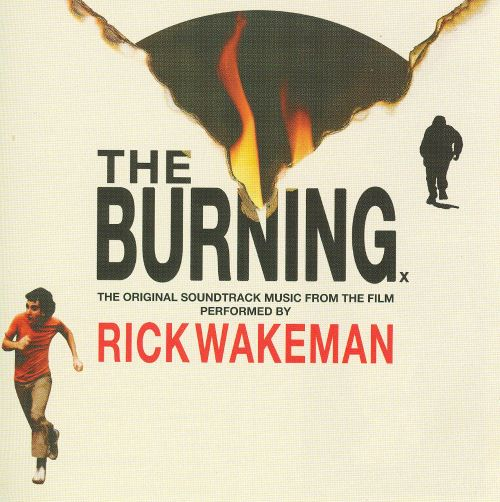 Rick Wakeman The Burning Original Soundtrack