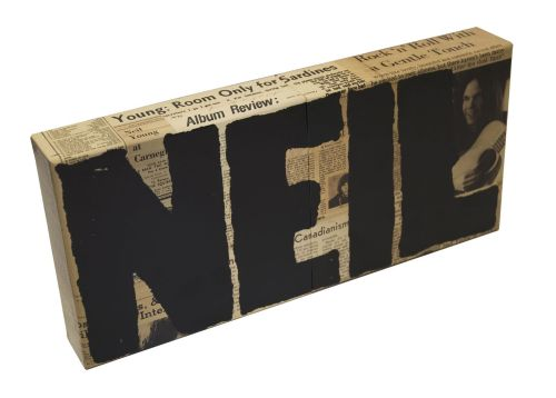Neil Young Archives, Vol. I (1963-1972)