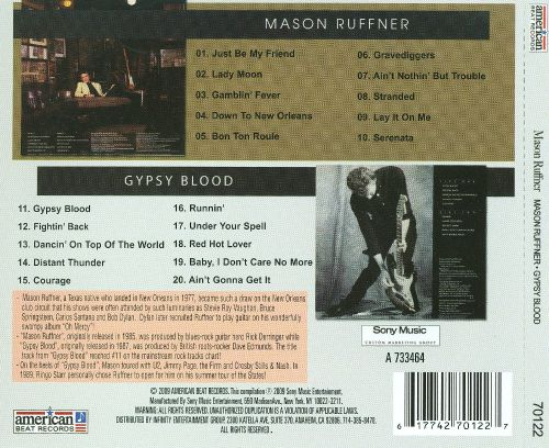 Mason Ruffner/Gypsy Blood