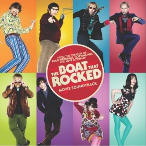 The Boat That Rocked [Movie Soundtrack]