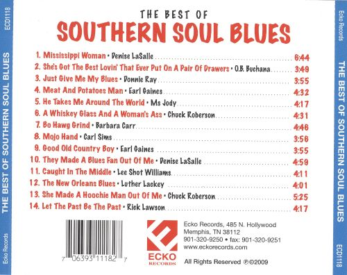 The Best of Southern Soul Blues