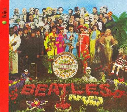 Sgt. Pepper's Lonely Hearts Club Band - The Beatles (1967)