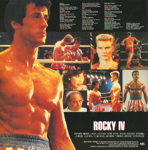 Rocky IV [Original Motion Picture Soundtrack]