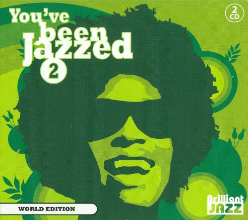 You've Been Jazzed 2: World Edition