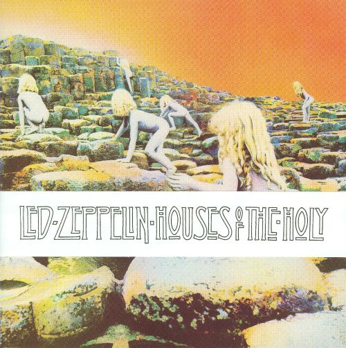 Led zeppelin houses of the holy songs