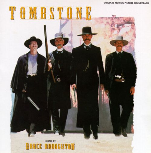 tombstone complete original motion picture soundtrack