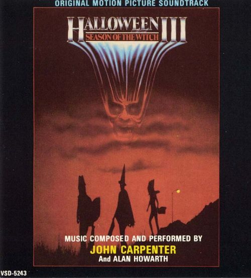 Halloween III Season of the Witch [Original Motion Picture Soundtrack]
