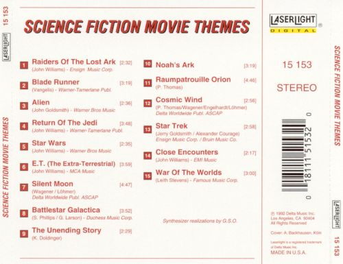 Science Fiction Movies Themes