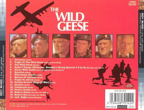 The Wild Geese [Original Motion Picture Soundtrack]