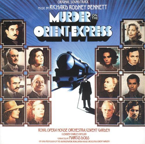 murder on the orient express original soundtrack
