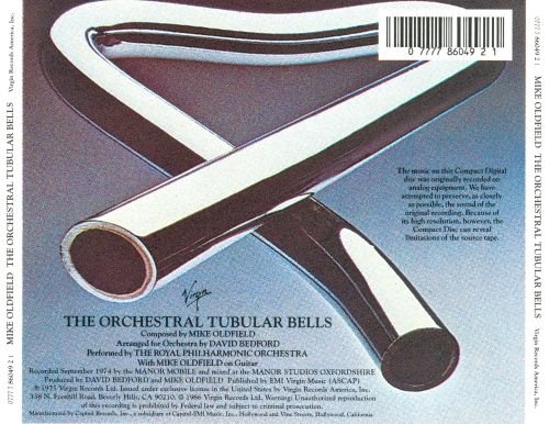 The Orchestral Tubular Bells