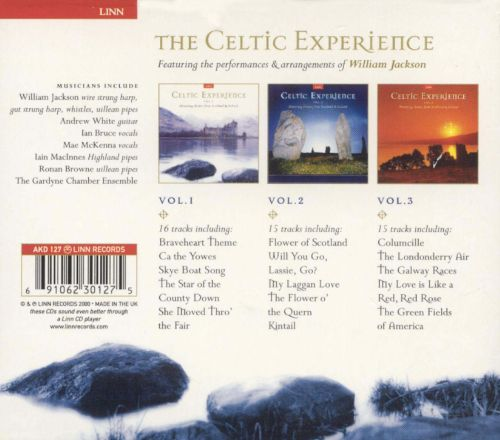 The Celtic Experience [Box Set]