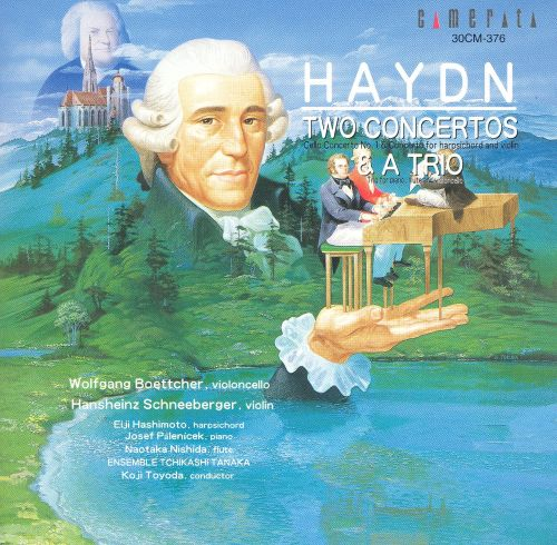 Haydn: Two Concertos and a Trio