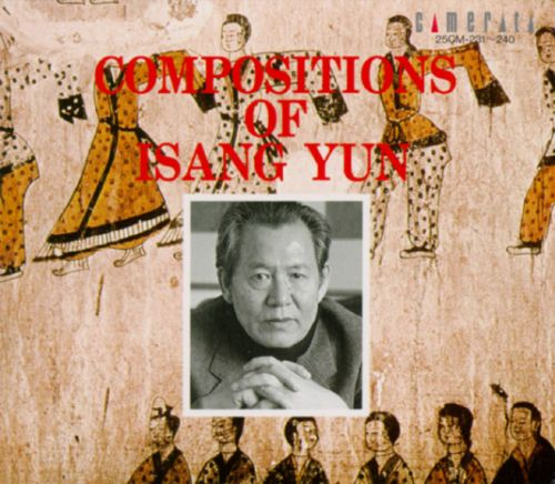 Compositions Of Isang Yun