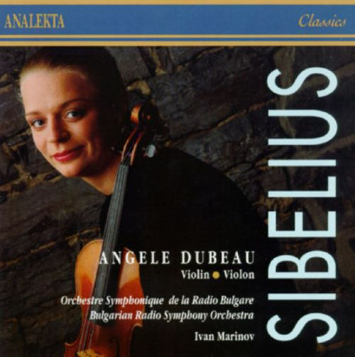 Angele Dugeau plays Sibelius