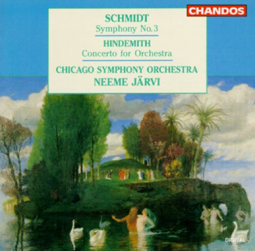 Franz Schmidt: Symphony No. 3; Paul Hindemith: Concerto for Orchestra Op. 38