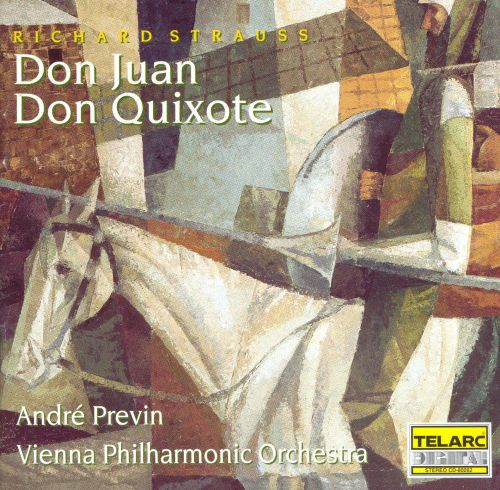 don quixote strauss Strauss: don quixote, till eulenspiegel / kempe, t  with tortelier, paul on cd order from your preferred classical music cd store - arkivmusic great prices.
