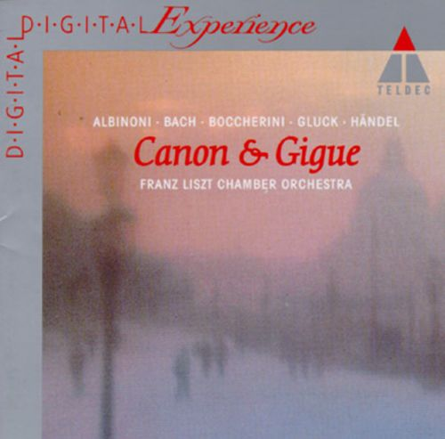 Canon and Gigue-Popular Classics