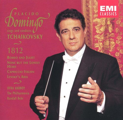 Placido Domingo: Placido Domingo Sings And Conducts Tchaikovsky