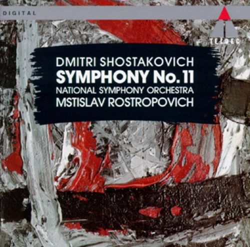 Shostakovich: Symphony No.11, 'The Year 1905'