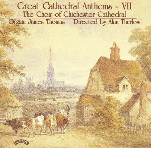 Great Cathedral Anthems, Vol. 7